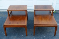 SOLD! Lane Midcentury End Tables  The Constant Garage Sale