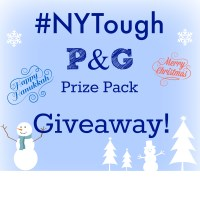 #NYTough P&G Giveaway (plus Amex Gift Card!)