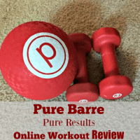 Pure Barre Pure Results Review