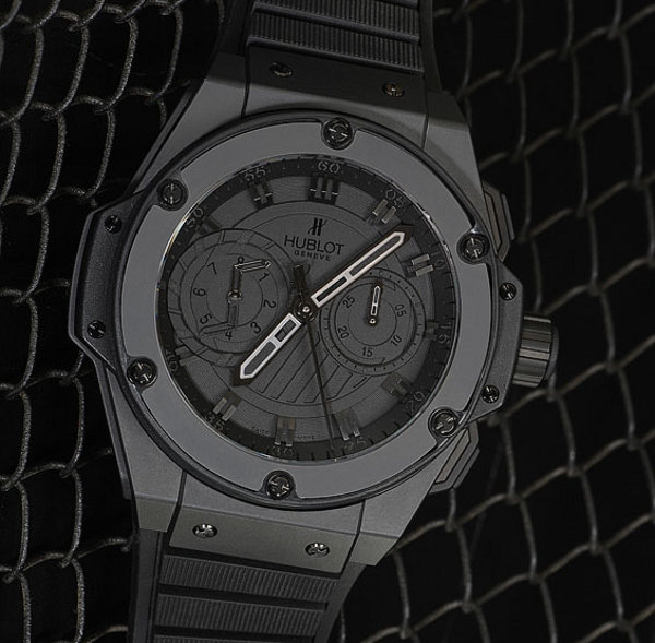 Chronograph Watches Hublot Big Bang King Watch • Thecoolist - The Modern
