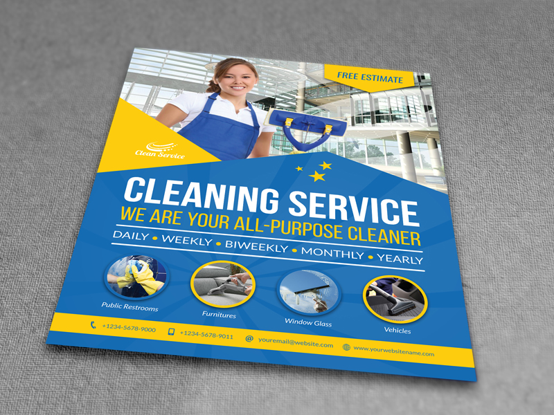 Leaflets  Flyers Glasgow - Self Service - Same Day Printing