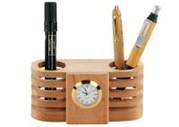 Pen Holder With Clock   Digital Clocks With Pen Holder
