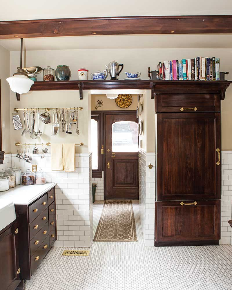 Kitchen Renovation Must See Kitchen Renovation 1930s Style The Cottage Journal
