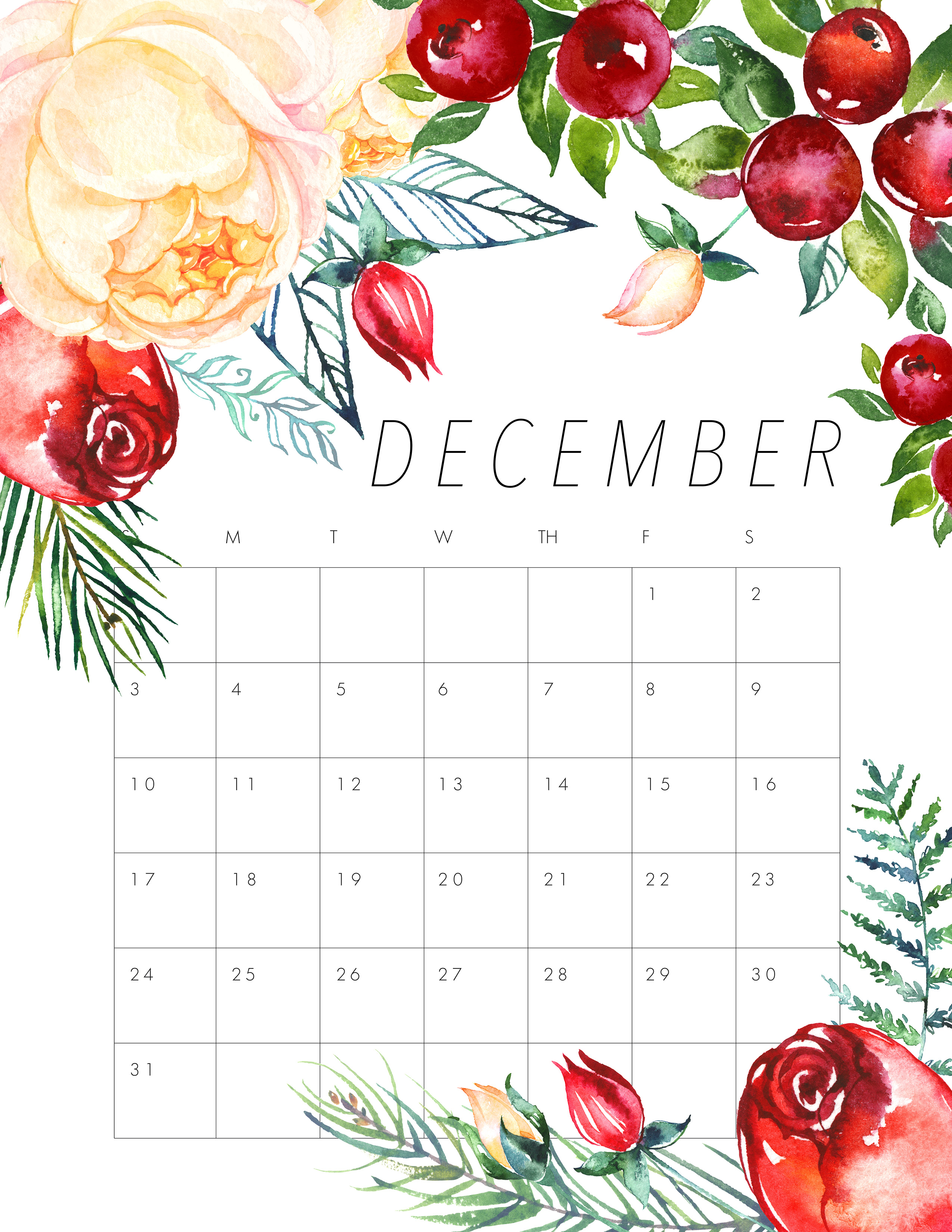 How To Make A New Google Calendar October 8 New Google Calendar Features You Should Start Using Now Free Printable 2017 Floral Calendar The Cottage Market