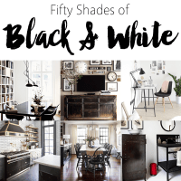 decorating with black and white | Billingsblessingbags.org