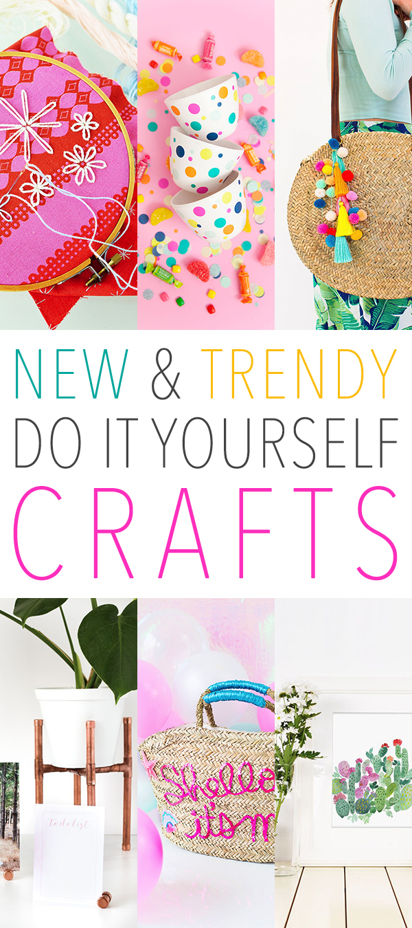New And Trendy Diy Crafts The Cottage Market