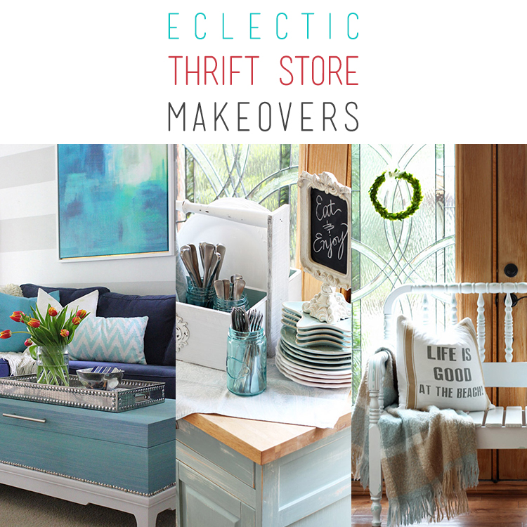 Ikea Home Planner Eclectic Thrift Store Makeovers - The Cottage Market