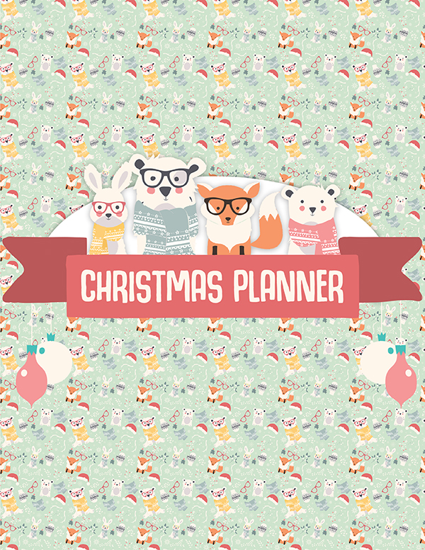 Free Printable Christmas Planner Pack The Cottage Market