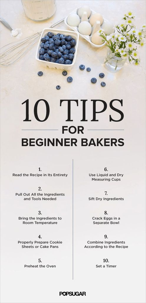 21 Baking Charts That You Will Use! - The Cottage Market