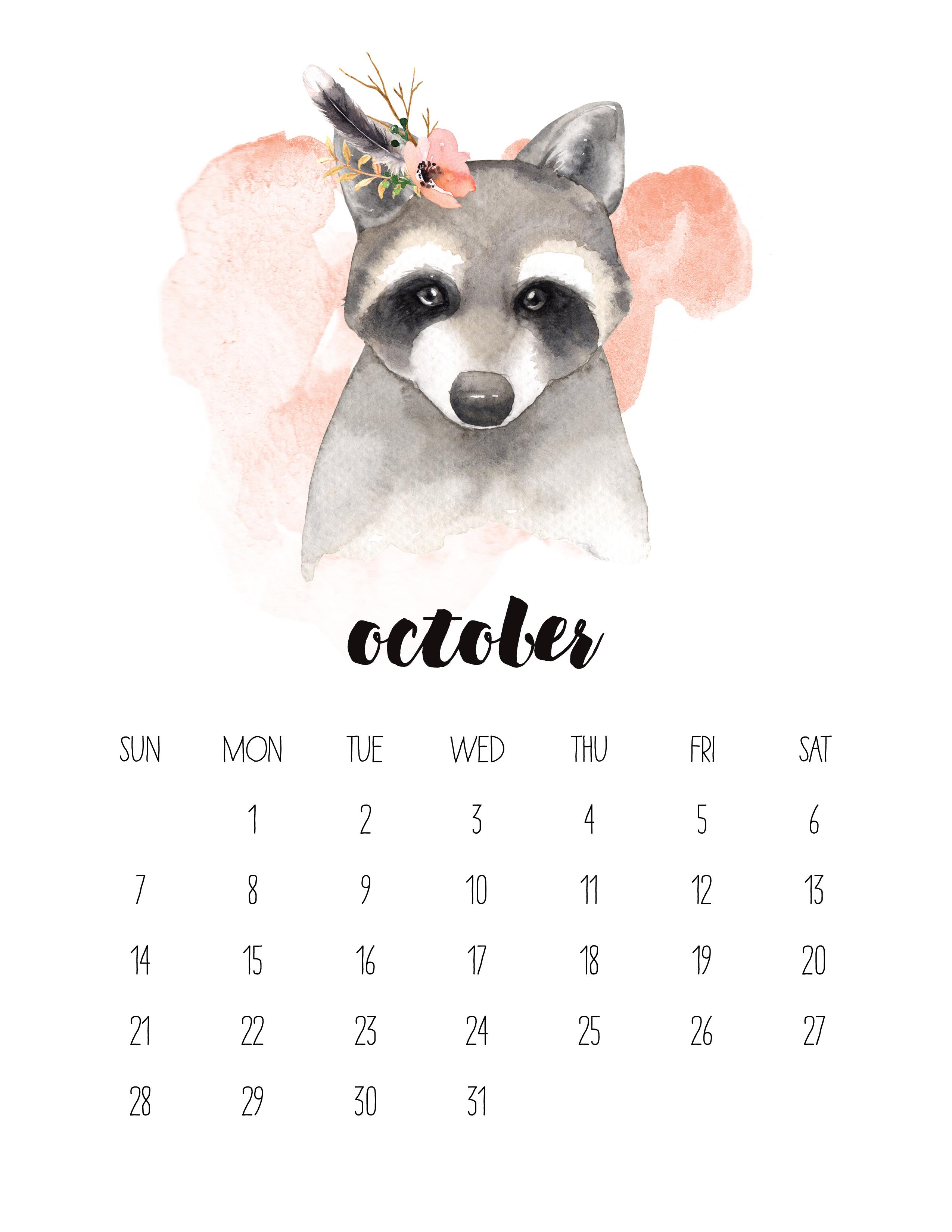 free printable calendars april 2019