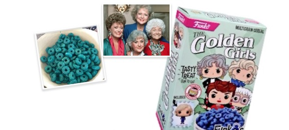 Quotgolden Girlsquot Breakfast Cereal Hits Shelves For A Limited