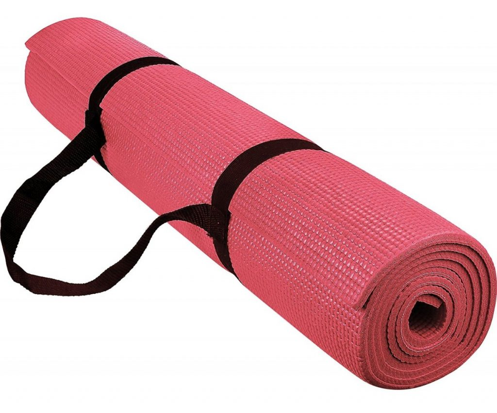 Amazon Yogamatte Amazon Exercise Yoga Mat With Carrying Strap 14 99 The Coupon
