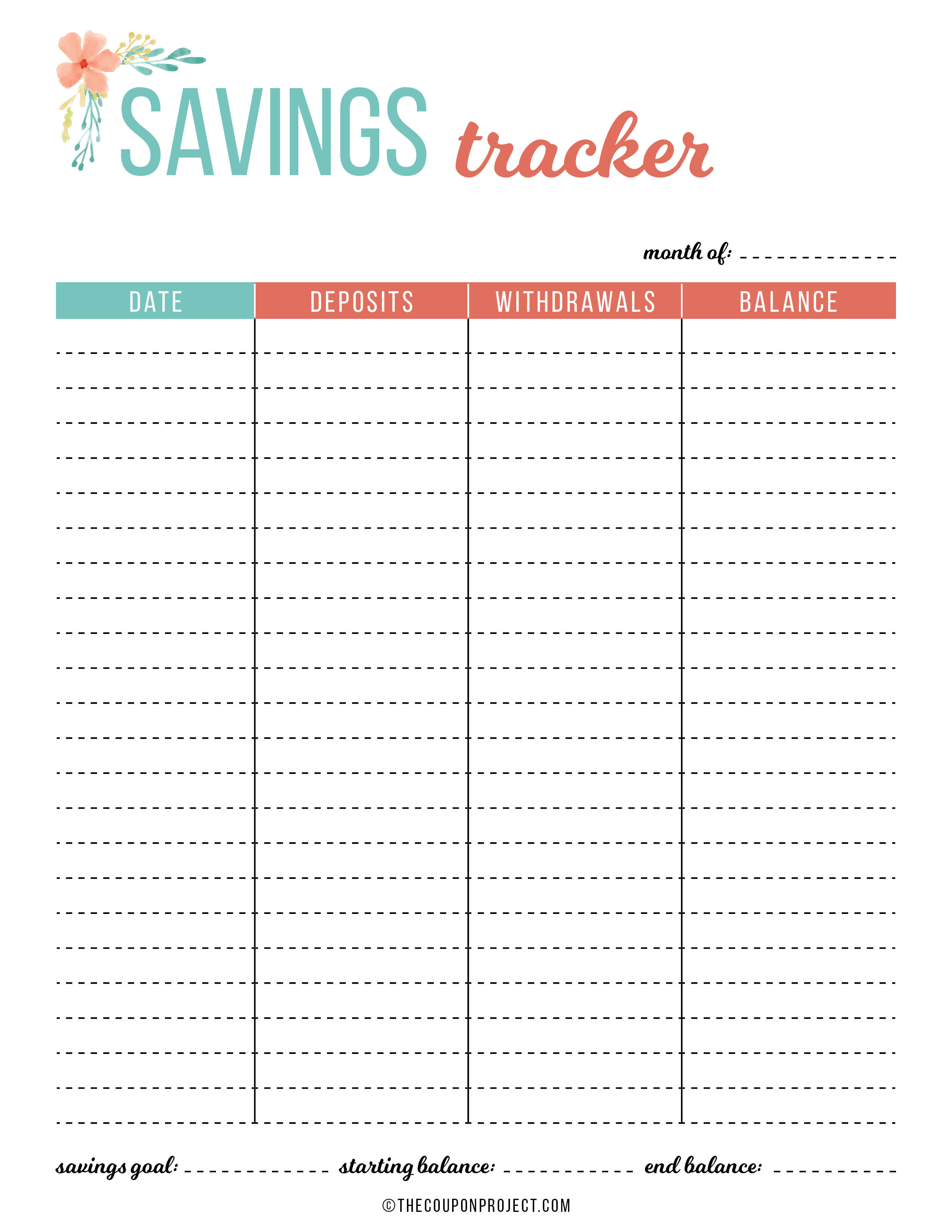 budget trackers