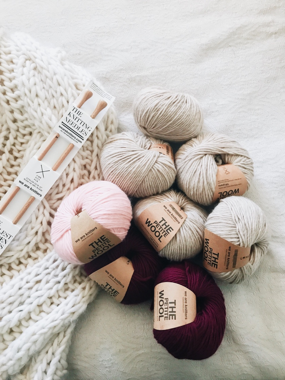 We Are Knitters Giveaway Knitting Review