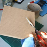 How to make a Recycled Magazine Pencil Holder - The Craft ...