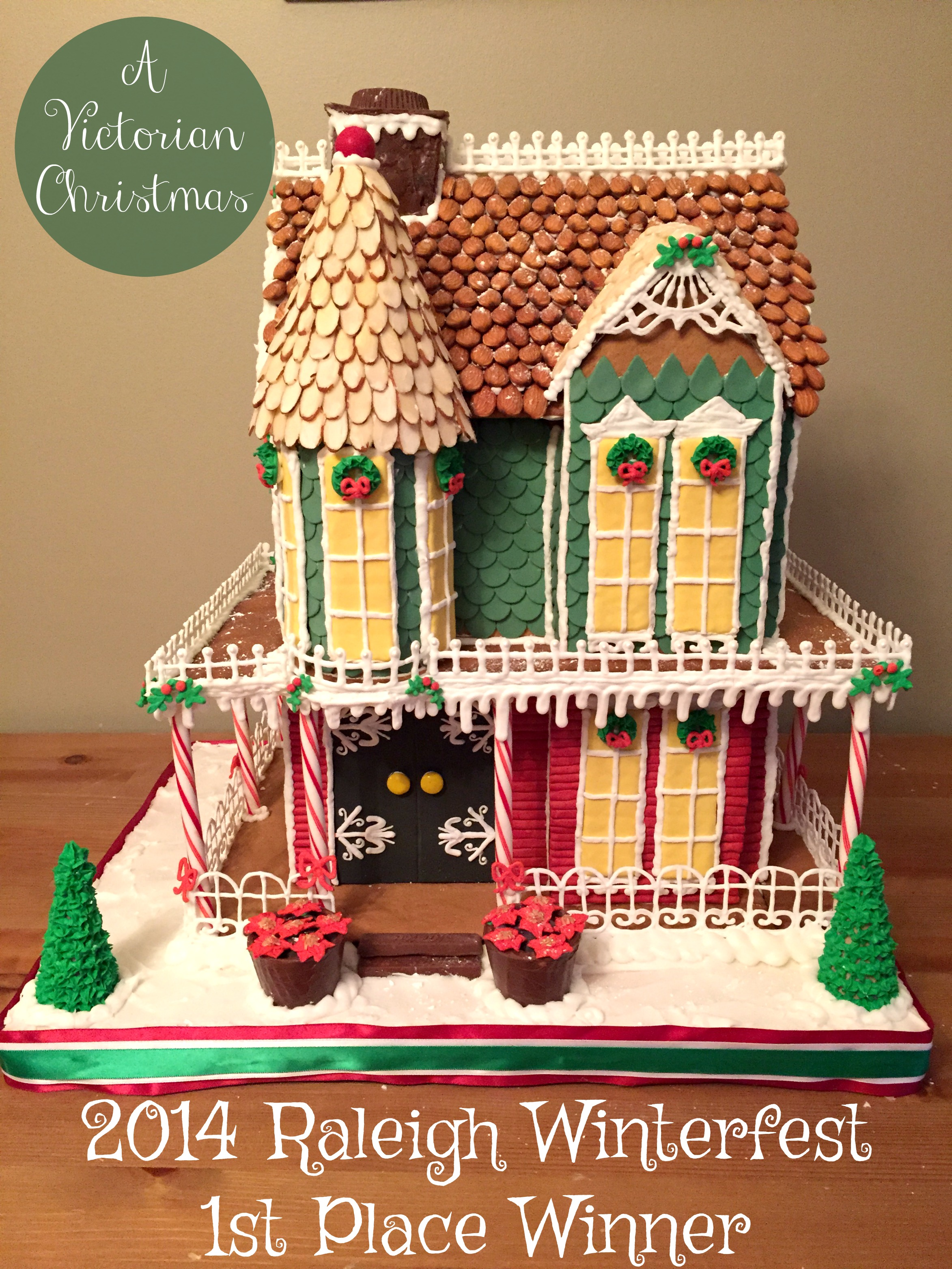 Container Haus Winterfest Gingerbread House Construction Tips The Craft Crib