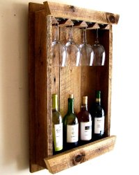 15 Amazing DIY Wine Rack Ideas | The Craftiest Couple