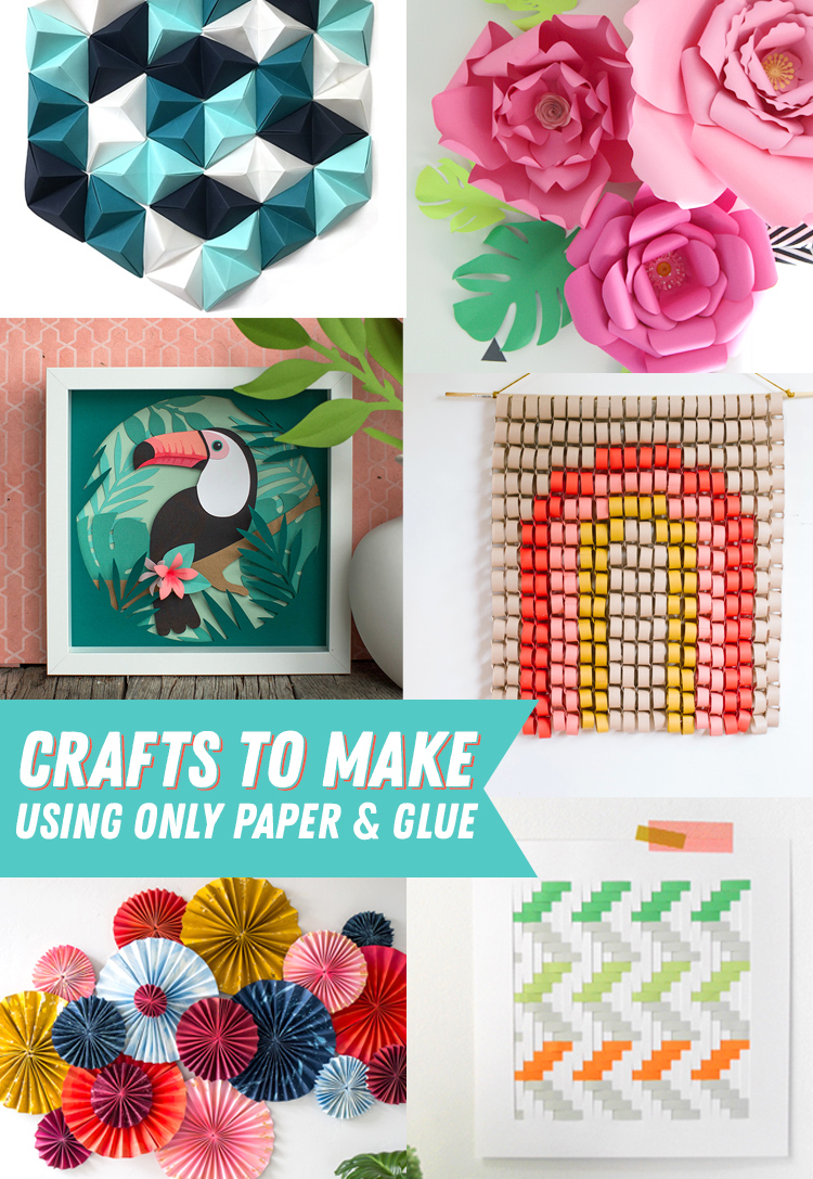 Fun Crafts To Make Out Of Paper The Craft Patch