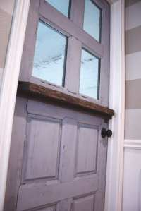 The History of The Dutch Door