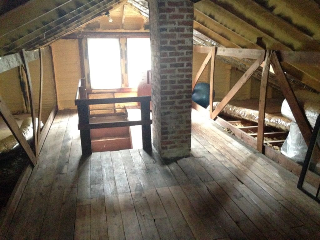 Attic Space Ideas How To Turn An Attic Into A Bedroom The Craftsman Blog