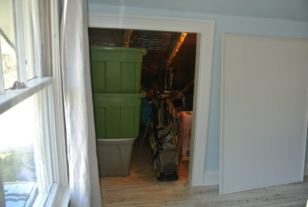 entry ceiling postframe insulated doors access utility door aad attic