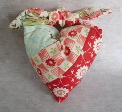Heart Sachet Tutorial