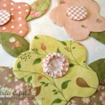 Turned Edge Applique by Machine