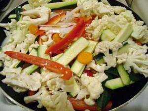 how to make steamed veggies taste good
