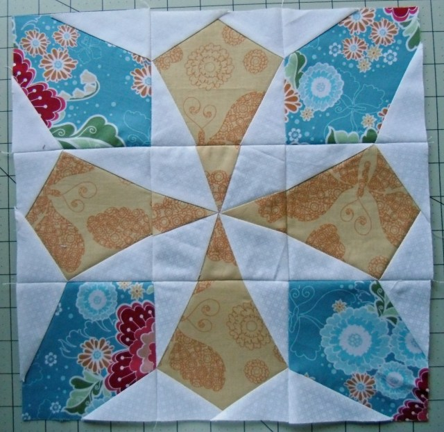 Sugar Block 2 @ The Crafty Quilter