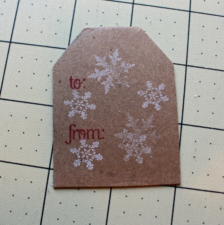 snowflake to from done