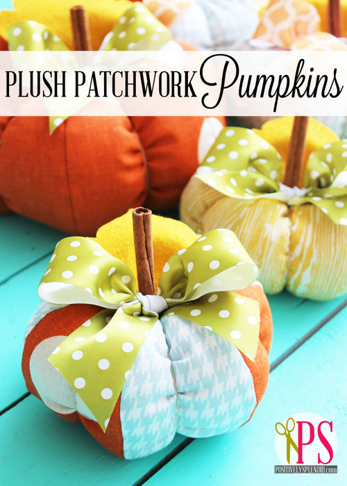 plush patchwork pumpkins title