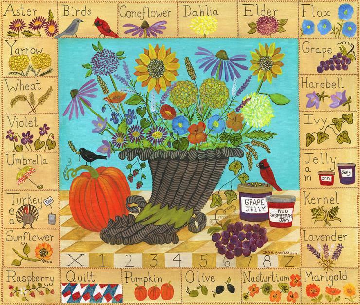 cornicopia-thanksgiving-quilt-bouquet-cheryl-bartley
