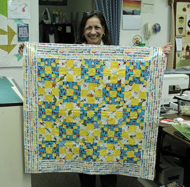 Cindy's quilt