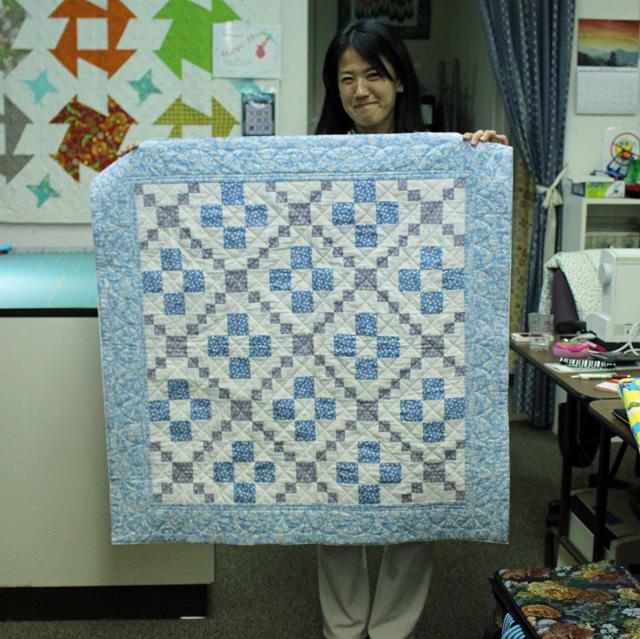 Noriko's quilt