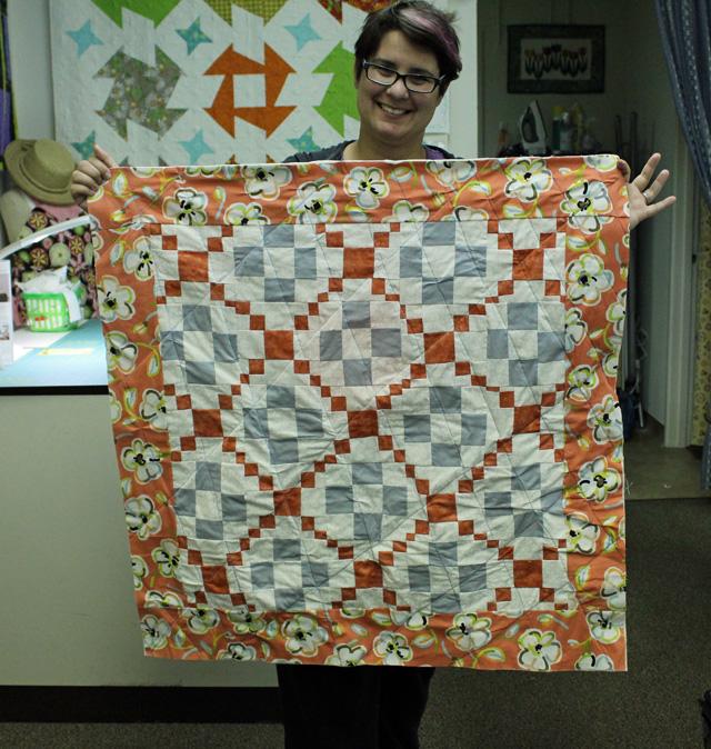 Rachel's quilt