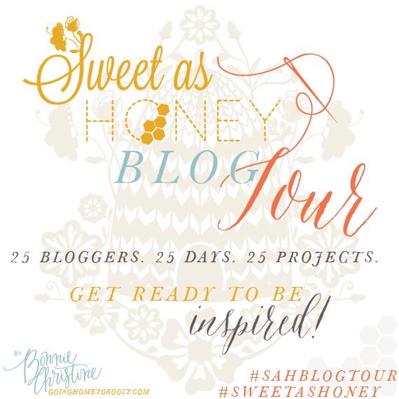 Sweet as Honey Blog tour
