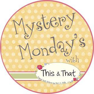 Mystery Monday 7