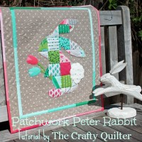 Patchwork Peter Rabbit Tutorial