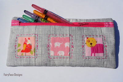 Pencil Case Finished