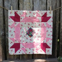 Blossoms of Hope Quilt Block Tutorial