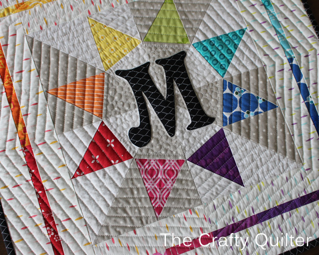 Mini Quilt by Julie Cefalu