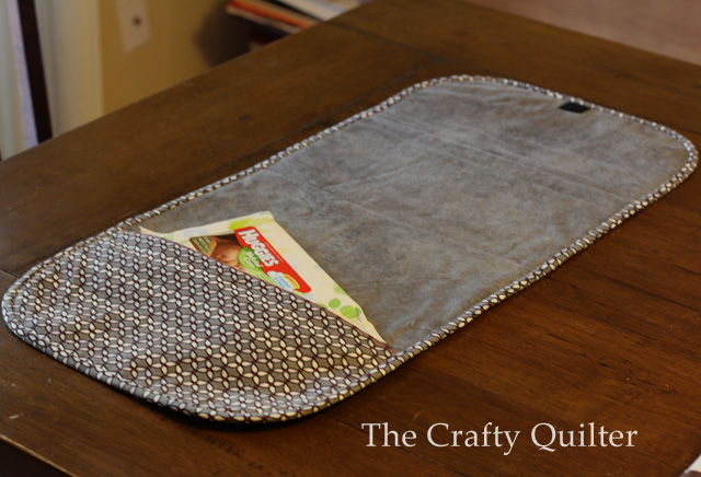 changing pad open copy