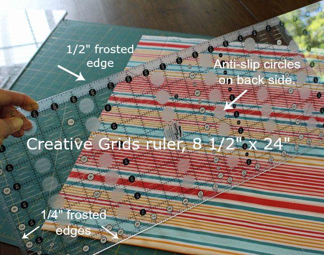 Creative Grids ruler