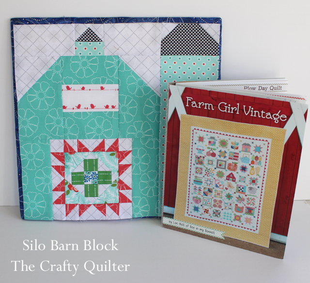 Farm Girl Vintage, Silo Barn by Julie Cefalu