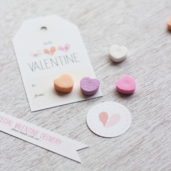 Valentine Gift Tags Paperie