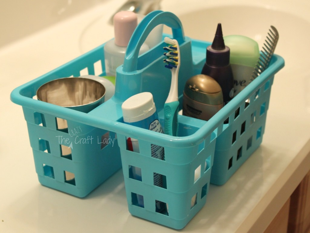 Bathroom Caddy Storage - Listitdallas