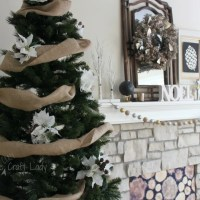Easy-Peasy Christmas Tree Decorating