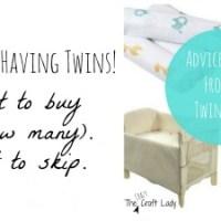 My Picks for Newborn Twin Essentials, Part 2