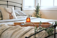 Winter Bedroom Decor - A Warm and Cozy Farmhouse Bedroom ...