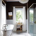 Maybe your room just needs… A Black Ceiling?!
